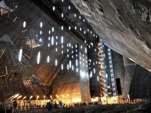 подземные музеи мира