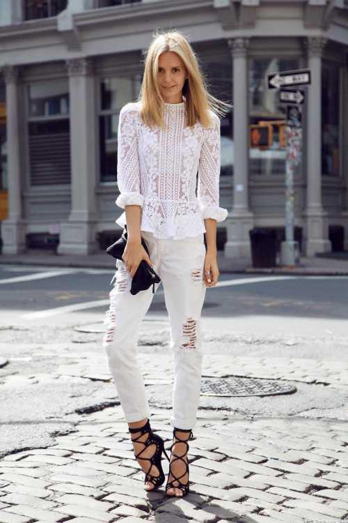 джинсы скинни: как выбрать и с чем носить базовую вещь