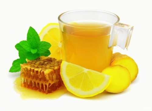 напиток из лимонов для похудения